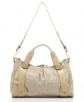 Kooba Linen Handbag