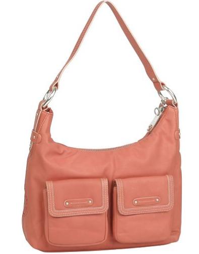 Sharon - Leather Medium Shoulder Kipling Bag
