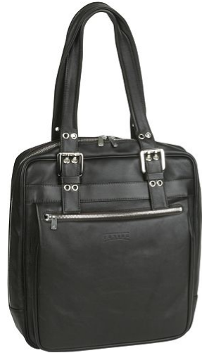 Texier Aktual Ladies Vertical Briefcase