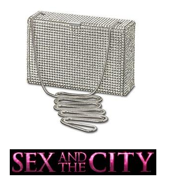 Swarovski Power Silver Shade Sex and the City