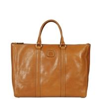 Bric'S Life Pelle Large Shoulder/Tote Handbag - Tan