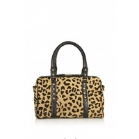 Olivia Animal Print Tote by Sara Berman