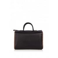 Black/Fumo/Nude Bruton Tote by Anya Hindmarch